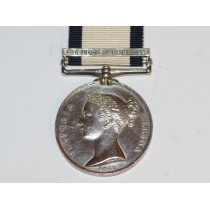 Naval General Service Medal 1793-1840 with Sybille,28th Feb 1799 Clasp to Robert  Ratcliffe.