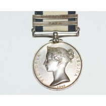 Naval General Service Medal Two Clasp to Andrew Leith