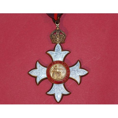 Knight of the British Empire (KBE) Medal