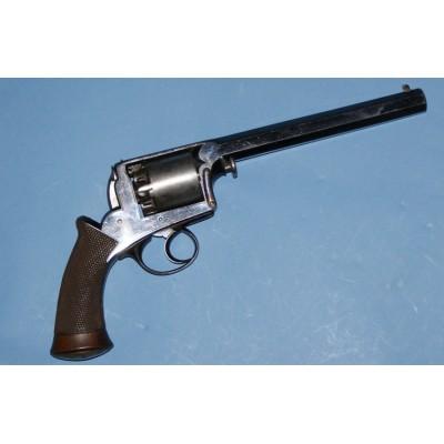Cased 38 Bore Dragoon Model Percussion Revolver