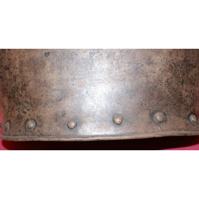 17th Century Backplate Sold!