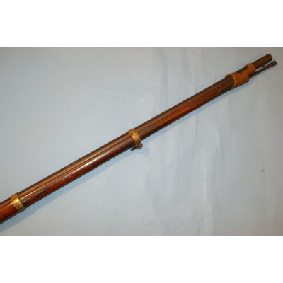 Russian Military Musket, Tula Arsenal
