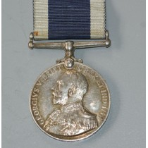 Long Service & Good Conduct Medal to K.11944. R. H. CORRIN. S.P.O. H.M.S. DARTMOUTH.