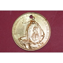 A Gold Washed Davison's Nile Medal, 1798