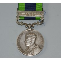 British India General Service Medal with North West Frontier 1930-31 Clasp