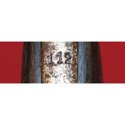 Original C96 Broomhandle Mauser Pistol Shoulder Stock