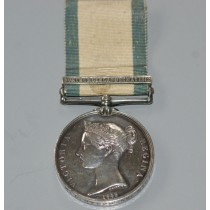 Naval General Service Medal  with Northumberland 22 May 1812 clasp to W.L. Stephens, Midshipman.
